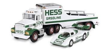 Picture of 1988 Hess Toy Truck & Racer