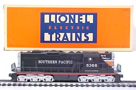 Picture of TTOS Southern Pacific SD-9 Diesel