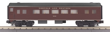 Picture of Norfolk & Western Streamlined Passenger Coach Car