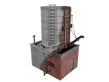 Picture of Branchline Water Tower Kit