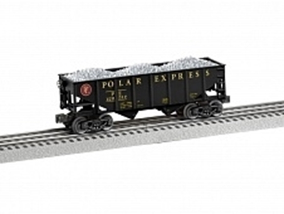 Picture of Polar Express Silver Load Hopper