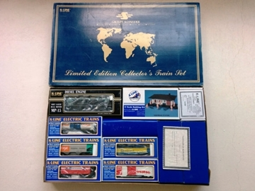 Picture of K-line Groupe Schneider Ltd. Edition Collector Train Set
