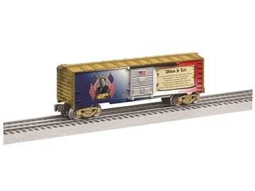 Picture of William Howard Taft Presidential Boxcar