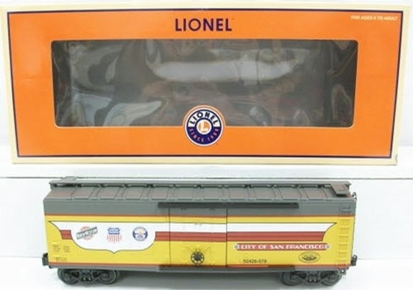 Picture of CLRC Union Pacific Standard 'O' Boxcar