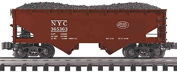 Picture of New York Central Die-Cast Hopper Car