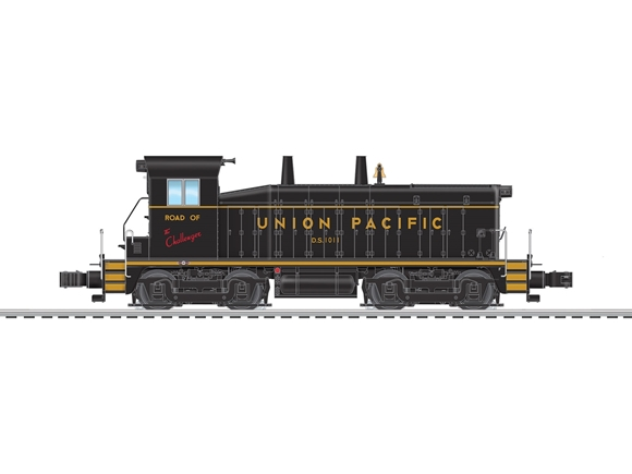 Picture of Union Pacific LEGACY NW-2 Diesel Locomotive