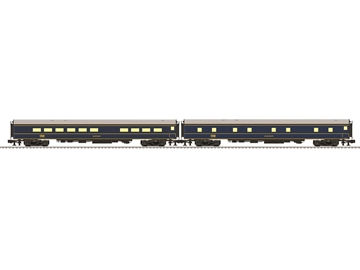 "Picture of CSX 21"" Passenger Car 2-pack"