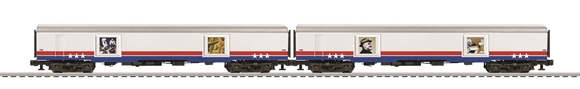 "Picture of American Freedom 21"" Passenger Car 2-pack #3"