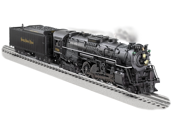 Picture of Nickel Plate Road LEGACY 2-8-4 BERKSHIRE #759