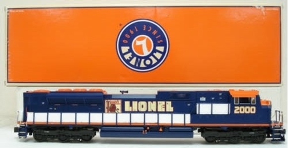Picture of Lionel Centennial TMCC Scale SD-90Mac Diesel