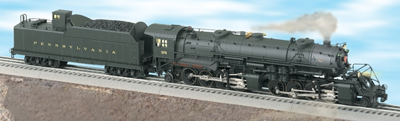 Picture of Pennsylvania 2-8-8-2  Y3 (Scale) Steam Locomotive