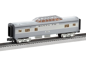 Picture of Santa Fe Streamlined Vista Dome Car