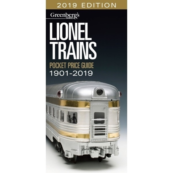 Picture of Lionel Pocket Price Guide 1901-2019