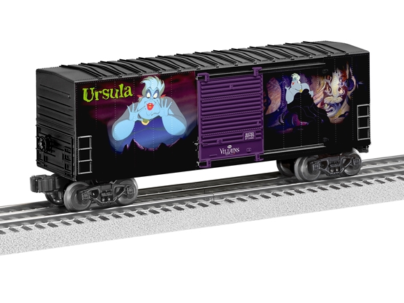 Picture of Disney Villians Hi-Cube Boxcar - Ursula
