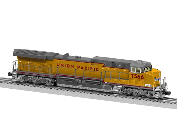Picture of Union Pacific LEGACY AC6000 #7566