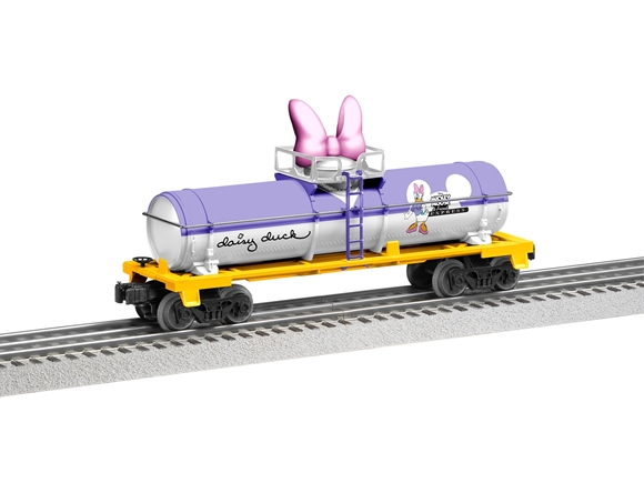 Picture of Daisy Duck Tank Car