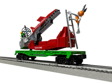 Picture of Looney Tunes Marvin Martian Earth Stomper Flatcar