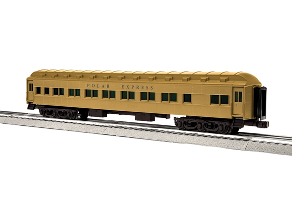 "Picture of Polar Express Scale 18"" Gold HW Coach"