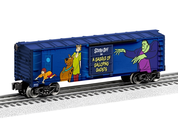 Picture of Scooby Doo Boxcar