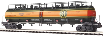 Picture of BNSF 20K Gallon 4-Compartment Tank CAr