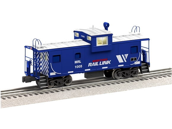 Picture of Montana Rail Linked Extended Vision Caboose