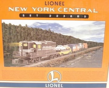 Picture of New York Central GP-9 Freight Set