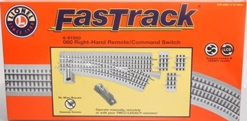 Picture of FasTrack 0-60 Remote/Command Switch Right-hand