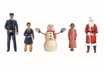 Picture of Polar Express Snowman & Childern Pack