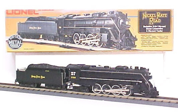 Picture of Nickel Plate Road Berkshire Locomotive (used)