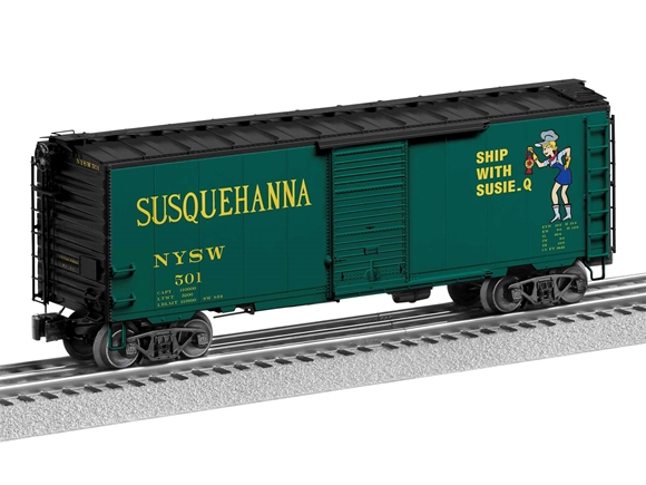 Picture of Susquehanna Overnight FreightSounds PS-1 Boxcar