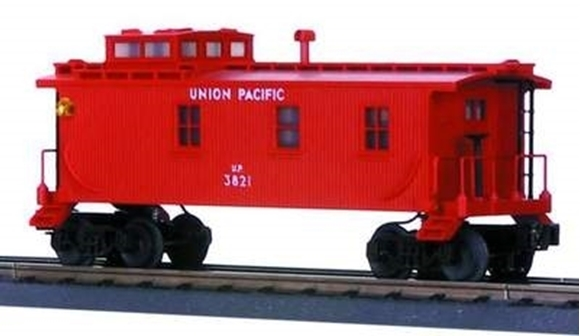 Picture of Union Pacific Woodside Caboose