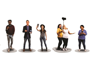 Picture of Millennial Young Adults Figure Pack