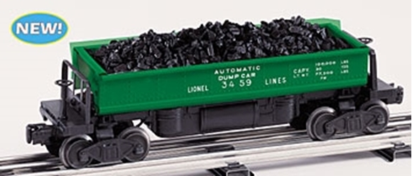 Picture of PWC Lionel Lines Coal Dump Car *