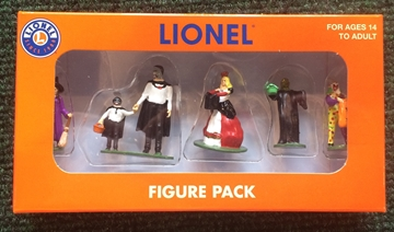Picture of Trick Or Treaters Figure Pack