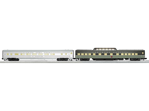 "Picture of Norfolk Southern Excursion 21"" Private Car 2-pack B"
