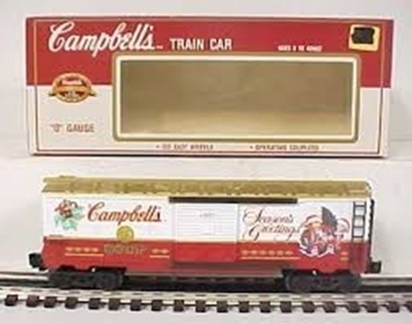 Picture of Campbell's 1995 Christmas Boxcar