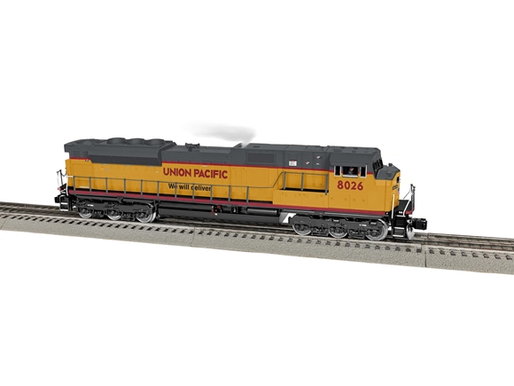 Picture of Union Pacific Lionmaster LionChief Plus 2.0 SD-80MAC #8026