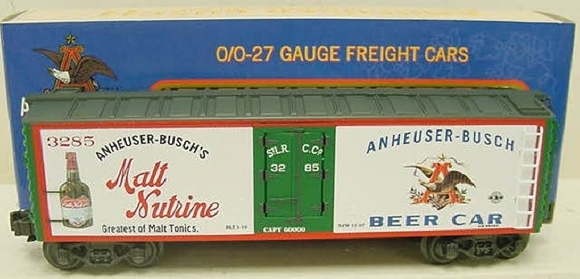 Picture of Anheuser Busch Malt Reefer Car
