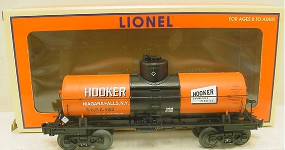 Picture of Hooker Chemicals 8K Gallon Tank Car