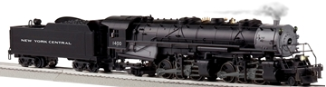 Picture of New York Central 2-6-6-2 LEGACY Steam Locomotive