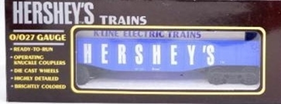 Picture of Hershey Blue Gondola Car