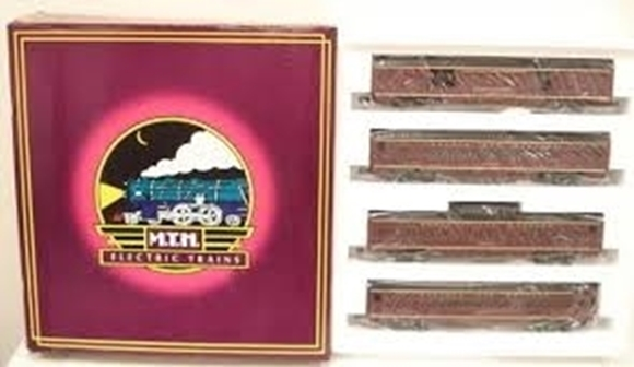 "Picture of Norfolk & Western 15"" Aluminum 4-Car Set"
