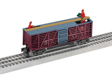 Picture of Polar Express Elf Bobbing Car