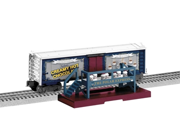Picture of Polar Express Hot Cocoa Car w/Platform