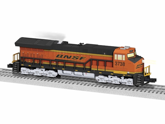 Picture of BNSF ET44AC Diesel #3738 LionChief Plus 2.0