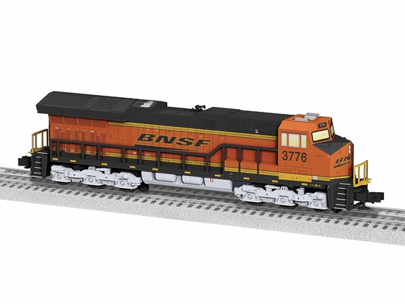 Picture of BNSF ET44AC Diesel #3776 LionChief Plus 2.0
