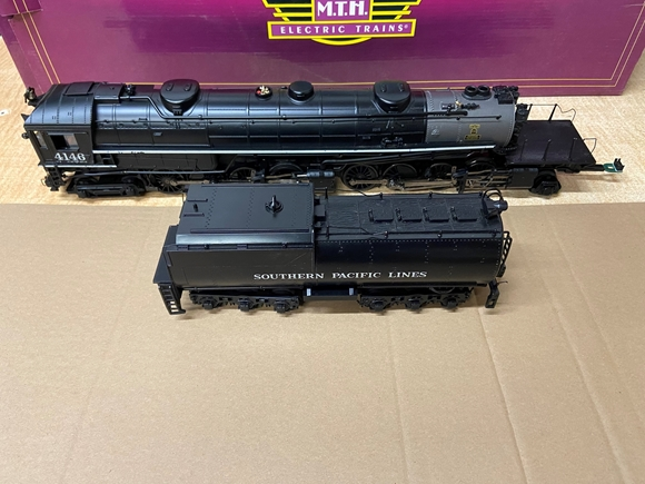 Picture of Southern Pacific Cab-Forward Locomotive w/PS 2.0 (used)