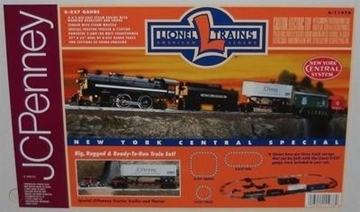 Picture of JcPenny New York Central Flyer Freight Set