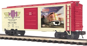 Picture of TCA 2004 FALL York 40' Boxcar