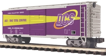 Picture of TCA 20003 SPRING York 40' Boxcar